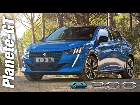 Nouvelle Peugeot e-208 : La Meilleure 208 est Électrique ! ⚡