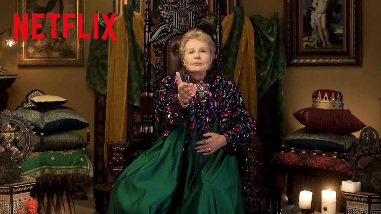 Ligue Djá: O Lendário Walter Mercado   Teaser   Netflix Brasil