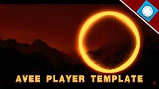 template avee player keren terbaru 2020 - template avee player ncs