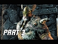 FOR HONOR Walkthrough Part 3 – BOSS GUDMUNDR (PS4 Pro Let's Play Gameplay Commentary)