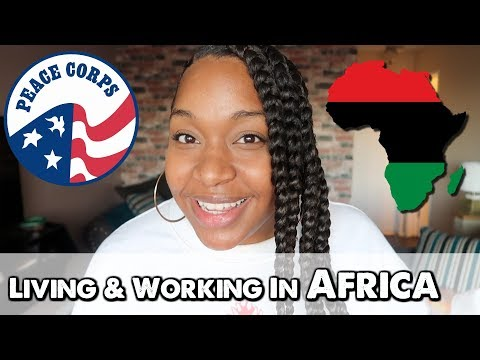 Living & Working in Africa| Peace Corps Ethiopia