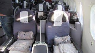 United 787 Polaris Business Class, London to San Francisco