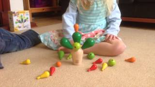 Plan Toys Balancing Cactus Review For The Toadstool #toadtest