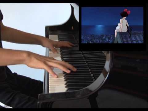 Kiki's Delivery Service - Yasashisa Ni Tsutsumareta Nara (Transcribed Piano Cover)