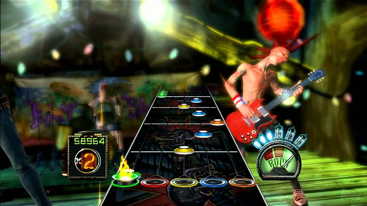 Guitar Hero III: Legends of Rock PlayStation 3 Gameplay - - YouTube