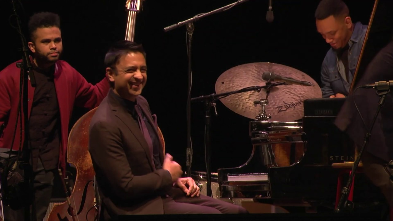 Watch Vijay Iyer on Chris Thile's 'Live from Here' (Video)