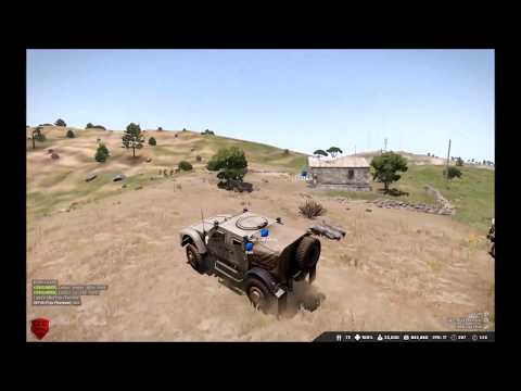 ArmA 3 Wasteland.  Dont shoot me shoot them!!