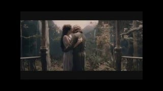 aragorn and arwen kiss me