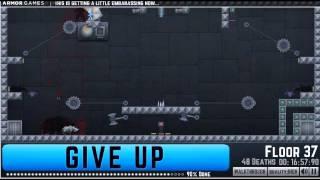 Give Up 2 Walkthrough - Levels 1-40