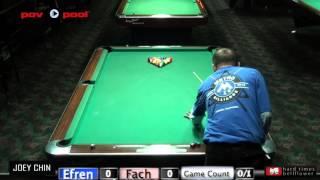Pt 2 - Efren Reyes vs Fach Garcia / The Efren Reyes Challenge!