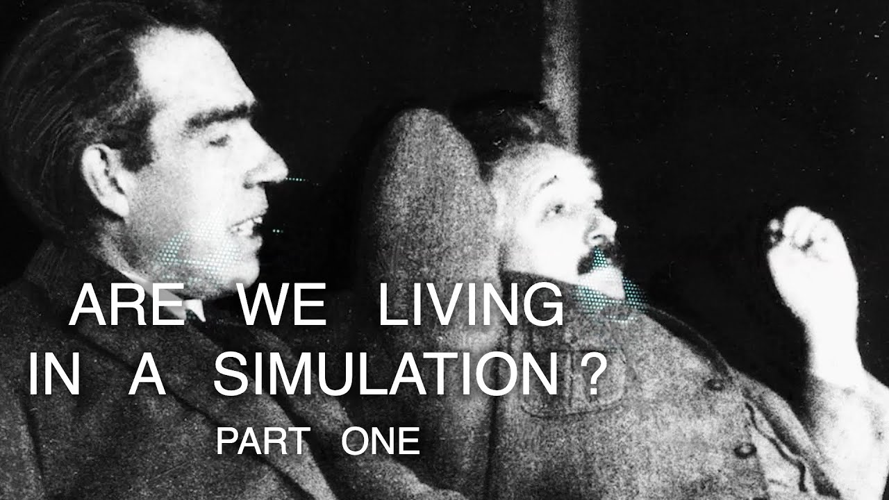 Are We Living In A Simulation? (Part 1)