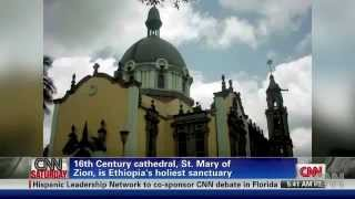 Ethiopia has  the Ark of the Covenant. by CNN