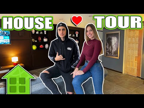 HOUSE TOUR |