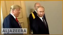 🇺🇸 Trump authorizes sanctions over election meddling | Al Jazeera English