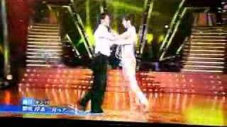 芸能人社交ダンス 2007.12.31.
