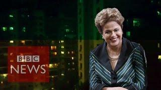 Brazil crisis in six phrases - BBC News