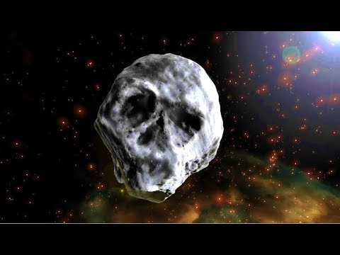 Stranger Zone - Skull-Shaped Asteroid Will Fly Past Earth After Halloween