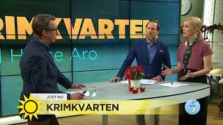 Första steget mot åtal mot kulturprofilen har väckts     - Nyhetsmorgon (TV4)