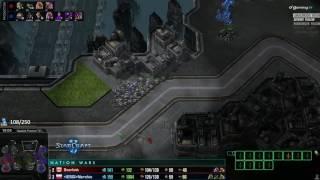 Nation Wars Ro4 - Polska vs Kanada - Mapa 6 - Starcraft 2