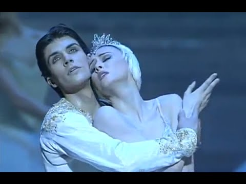 ROBERTO BOLLE and Svetlana Zakharova ~Swan Lake