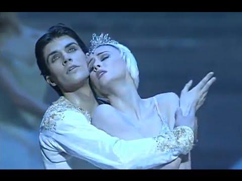ROBERTO BOLLE And Svetlana Zakharova ~Swan Lake