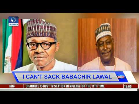 Sani Alleges Bias As President Refuses To Act On Panel Report Over SGF Scandal Pt 1
