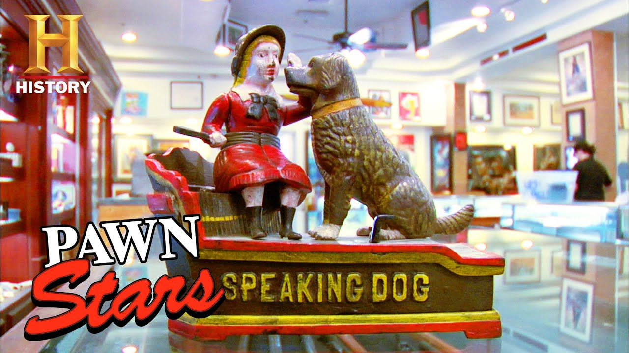 Pawn Stars: Fake Piggy Banks are Too Good to be True (Season 5) | History