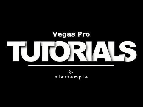 how to make text transparent sony vegas 14