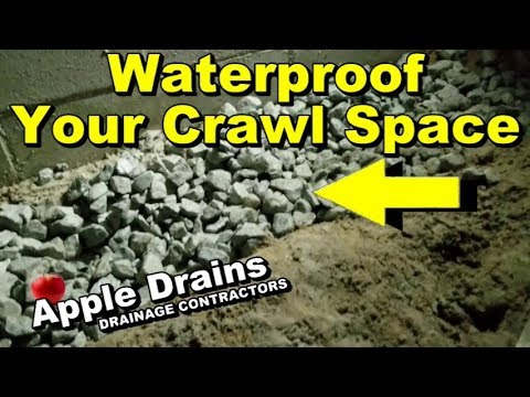 How To Waterproof Your Crawl E Diy Complete