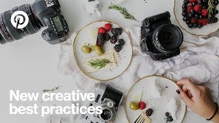 Webinar: What's Great Creative On Pinterest?