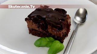 Wiśnie w czekoladzie, czyli ciasto mon cheri :: Skutecznie.Tv [HD]