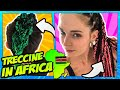 Kenya #4: Io e SASCHA facciamo le TRECCINE africane!