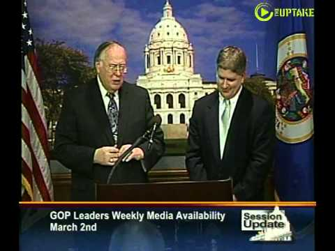 "Gov. Dayton ""On the Edge"" Of Backing Teacher Layoff Bill Says GOP"
