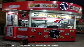 Gambar cover Food-Kiosk#Alwar(Rajasthan)#Sai-Structures-India@South-Indian-Food#stall@mall#kiosk#manfacture@Delhi