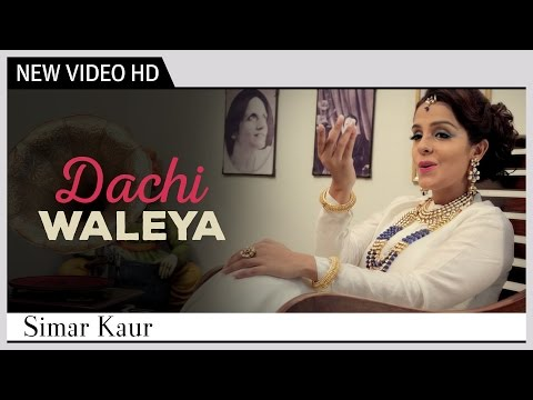 Dachi Waleya | Simar Kaur | A Tribute to the