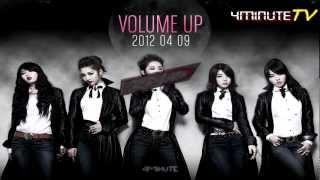 4MINUTE (포미닛) - 'VOLUME UP' Full Album Preview