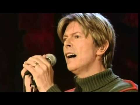 DAVID BOWIE Life On Mars live