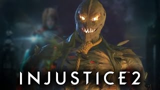 SCARECROW IS CREEPY COOL! | Injustice 2 #2