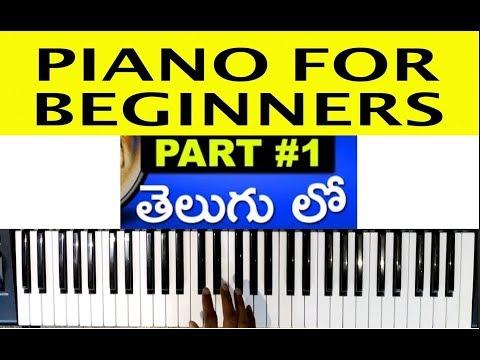 Learn Keyboard beginner