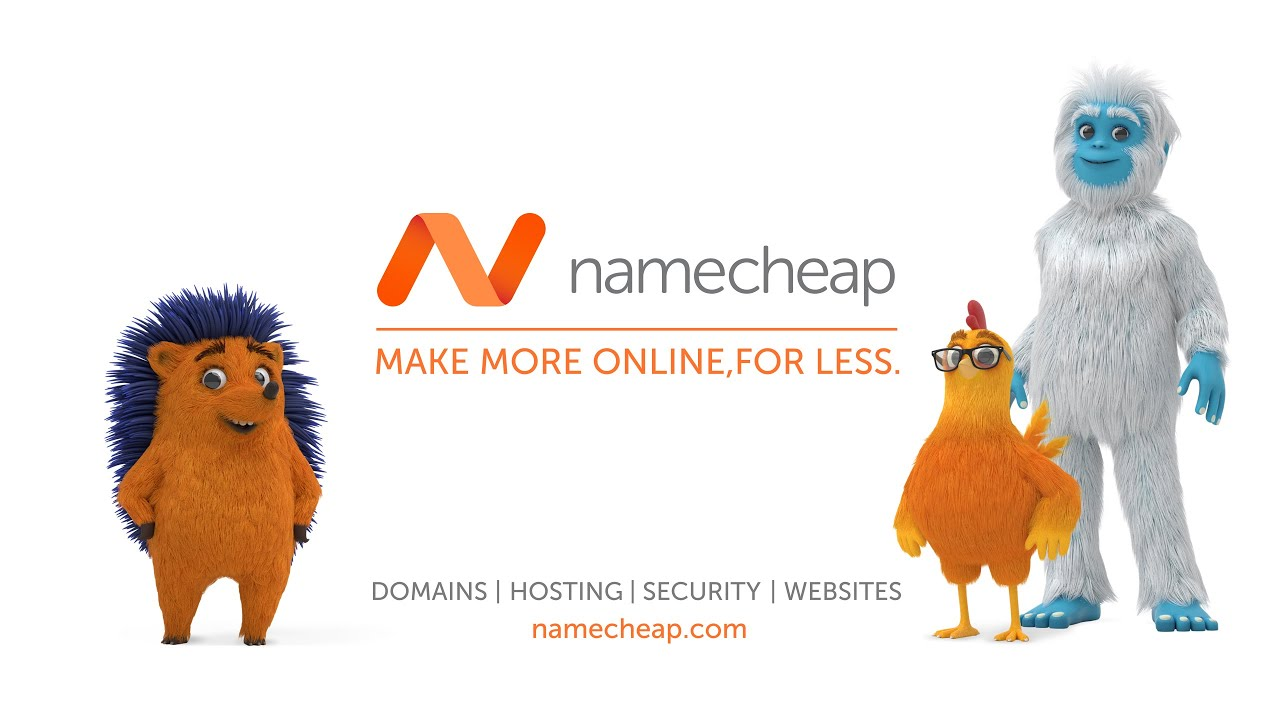 Watch Henny buy her perfect domain name with Namecheap