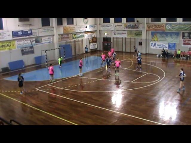 Serie A1F [5^]: Ariosto Ferrara - Brescia 30-29
