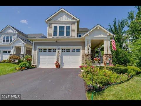 Home For Sale: 9806 AMSTERDAM STREET,  LORTON, VA 22079   CENTURY 21