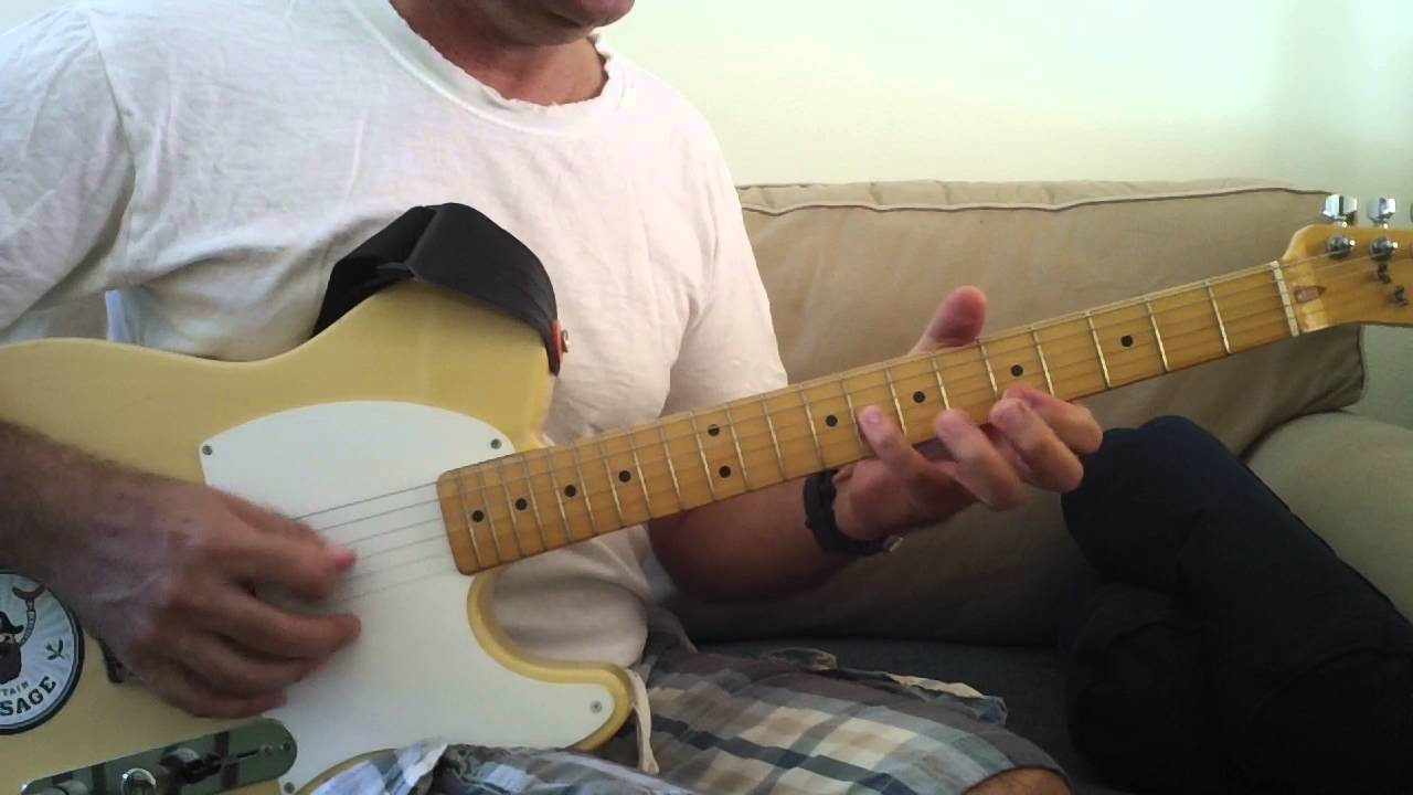 Seymour Duncan Lil 59 Esquire Tele Youtube Telecaster Little Wiring Diagram
