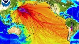 West Coast Radiation Crisis: 800% Above Normal Radiation Levels At Half Moon Bay, California