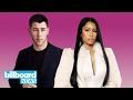 Nick Jonas Nicki Minaj Team Up For Fifty Shades Darker Track Bom Bidi Bom Billboard News mp3