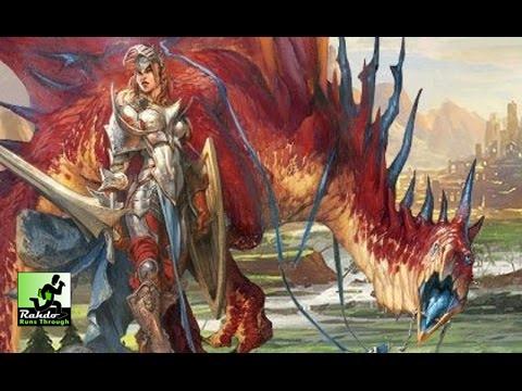 Runebound 3rd Edition Gameplay Runthrough
