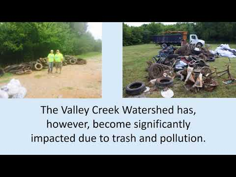 Join us for the 2018 Valley Creek Cleanup