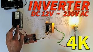 vuclip How to Make Inverter at Home - Very Easy to make!