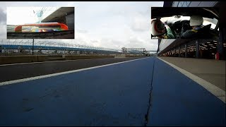 2nd session out at Silverstone on the International layout