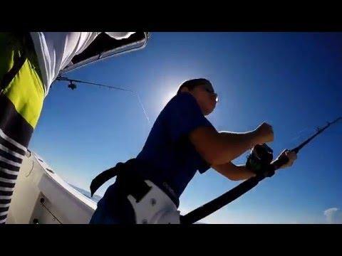 Fishing With Brent For Sailfish and Tuna - Stuart Florida